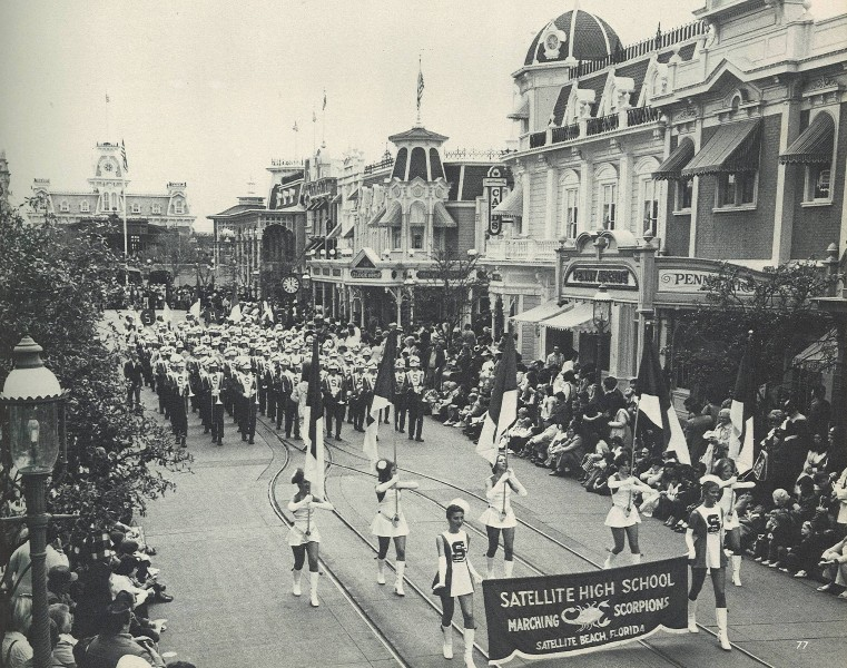 marching-band-at-disney-1977